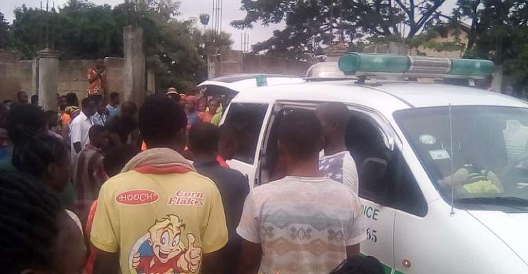 Kumasi Tafo: Man, 52 commits suicide behind church building