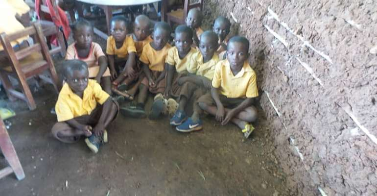 Kwahu South: Poor infrastructure crippling education at Kragyie
