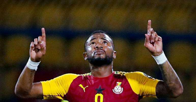 AFCON 2019: Jordan Ayew Overtakes Andre Ayew On Ghana's All-Time Goalscorers List