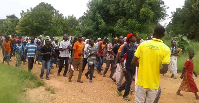 Tension Hits Nadowli-Kaleo As Locals Kick Against Foreigners In Mining