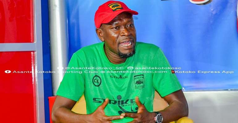CK Akonnor's Debt Settled By New Kotoko Board of Directors