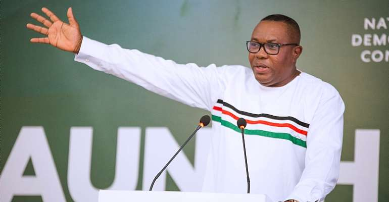 Is The Current National Democratic Congress (NDC) An Enemy To Voltarians?