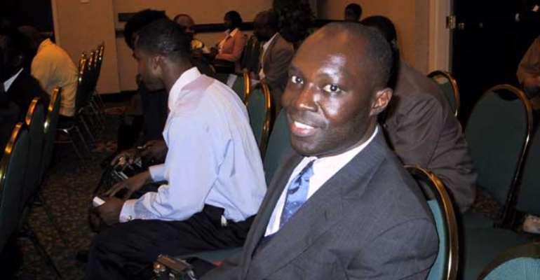 Ghana Not a Failed State -Agyeman-Duah