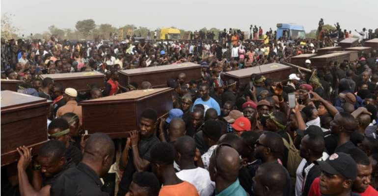 Please Pray For Nigeria