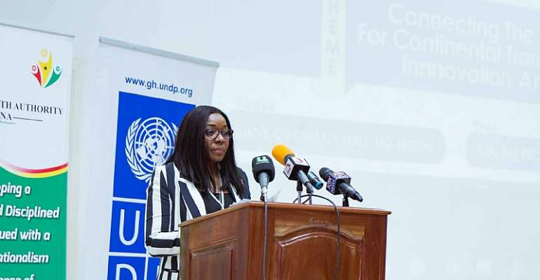 Empower Young People To Achieve The SDGs—UNDP