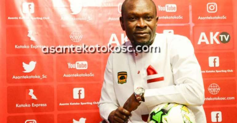OFFICIAL: Kotoko Offers CK Akonnor Technical Director Role With GH¢8,500 Salary Per Month