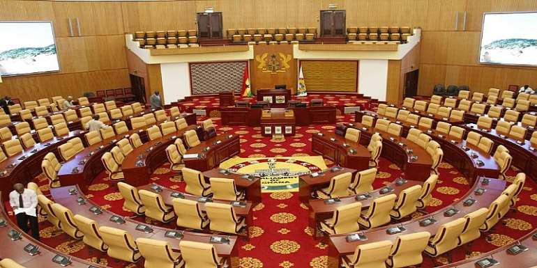 Leaked letter shows Prez Akufo-Addo was 'booked' to cut sod for new parliamentary chamber