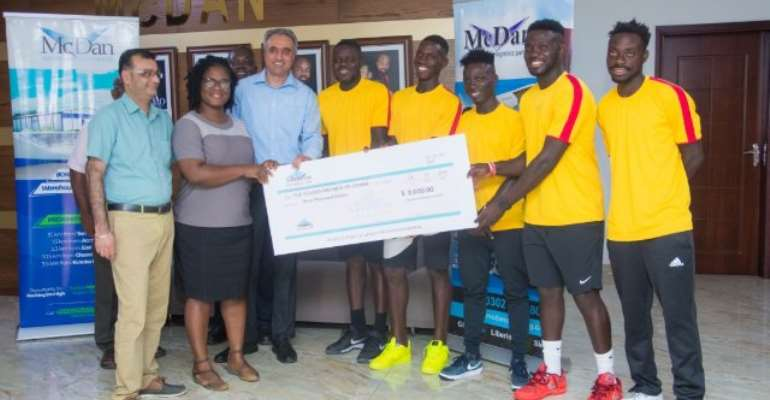 McDan Rewards Golden Rackets With $3,000 For Moving To Davis Cup Zone III