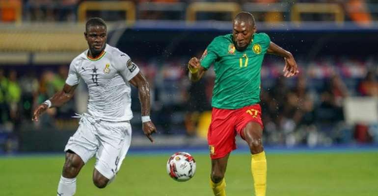 AFCON 2019: Ghana sweat On Jonathan Mensah's Fitness Ahead Of Tunisia Encounter