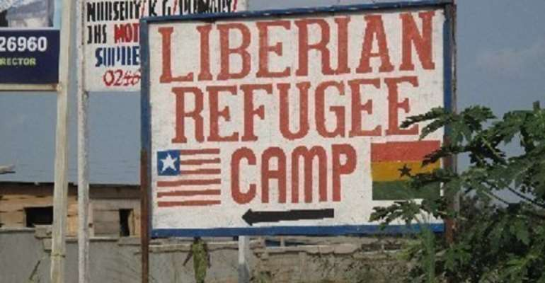 Fascinating Gomoa Buduburam's Camp Liberia Refugee Settlement Area - Fun And Very Interesting To Visit