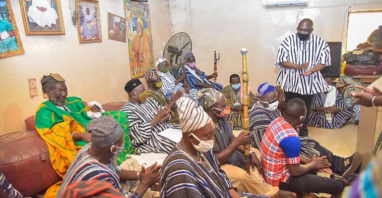 The North Is Proud Of You - Nayiri Tells Bawumia