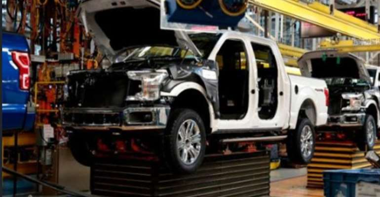 Akufo-Addo Directs MMDAs, Agencies To Buy Locally Assembled Vehicles