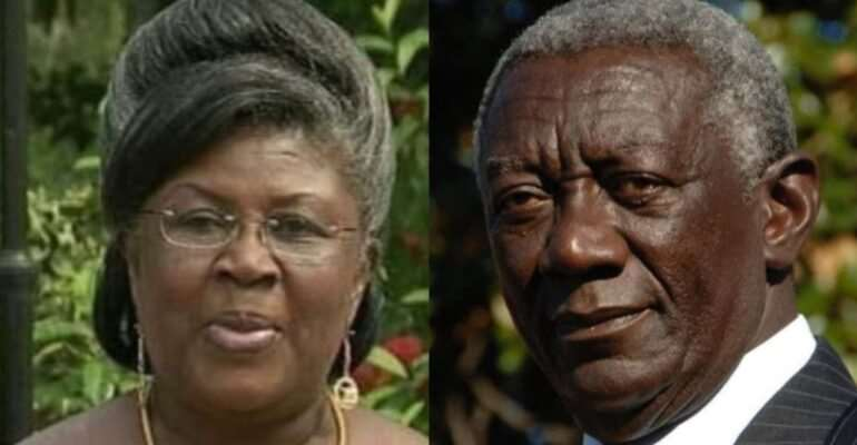 Covid-19: Kufuor And Wife Self-Quarantined