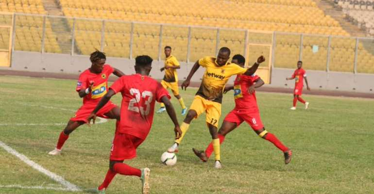 Ashgold, Asante Kotoko Accept To Represent Ghana In Africa Next Season