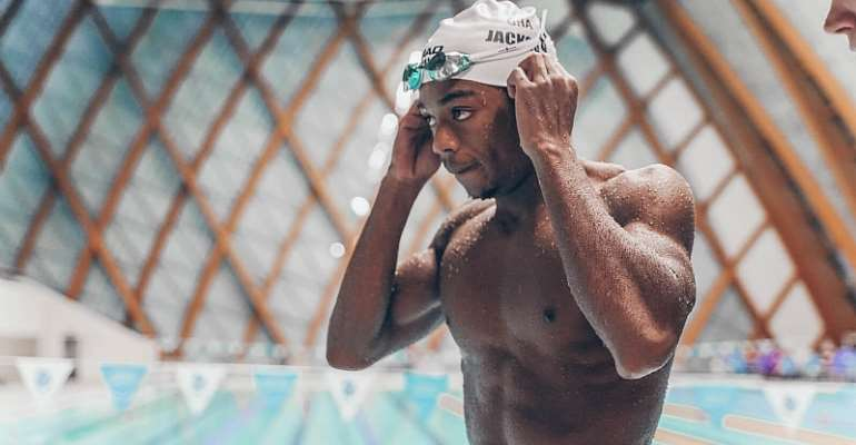 Abeiku Jackson optimistic of improving his time in Tokyo