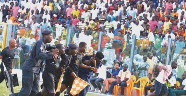 Hooliganism And Ghana Football: An Unending 'Love' Story