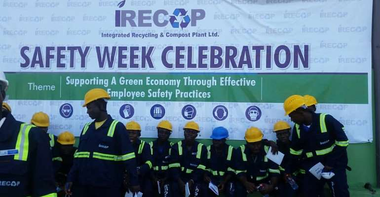 Labour Intensive Companies Urged To Ensure Safe And Healthy Workplace Says Mrs. Florence Larbi
