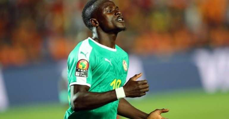 AFCON 2019: Mane Scores And Misses Penalty As Senegal Reach Quarters