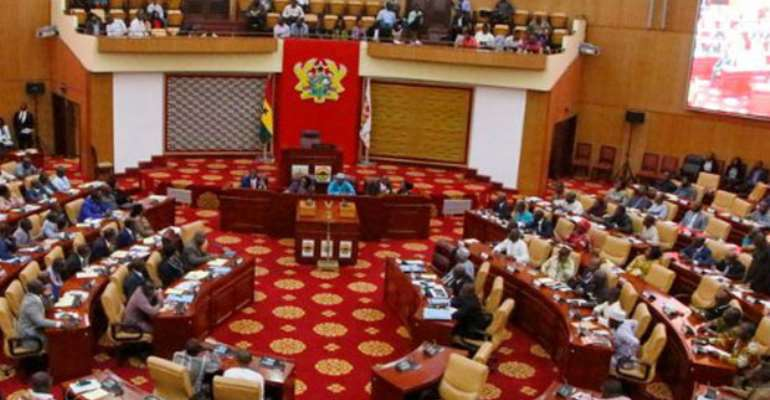Luxurious $200m Chamber Brouhaha: Parliament 'Begs' Citizens