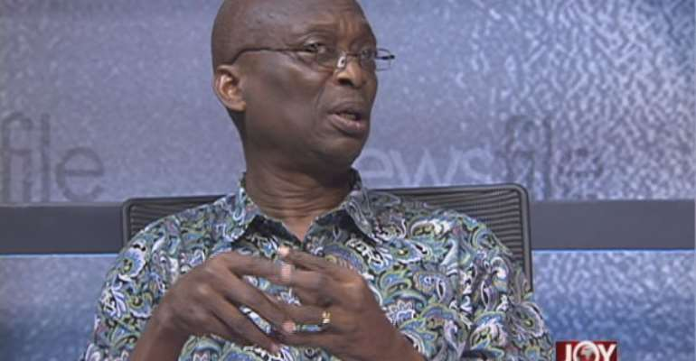 We must start new Parliamentary chamber one way or the other – Baako