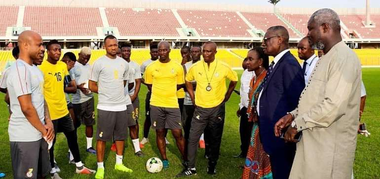AFCON 2019: Tactics Will Determine Player Selection Against Tunisia - Kwesi Appiah