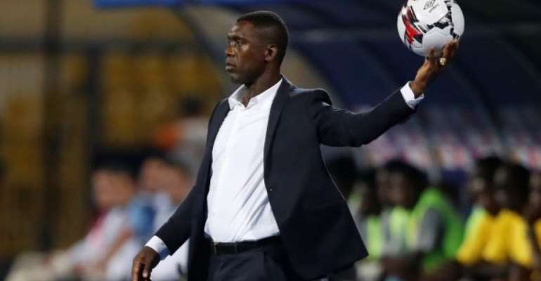 AFCON 2019: 'We Are Not Under Pressure To Win Against Nigeria', Says Cameroon Coach Seedorf