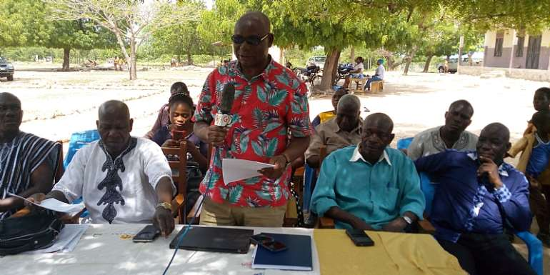 Savanna Conservation Movement SACOMO Launched in Pwulugu- UE/R