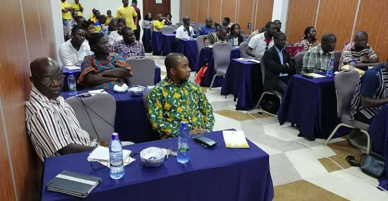 V/R: MTN holds 2019 Editor's Forum in Ho