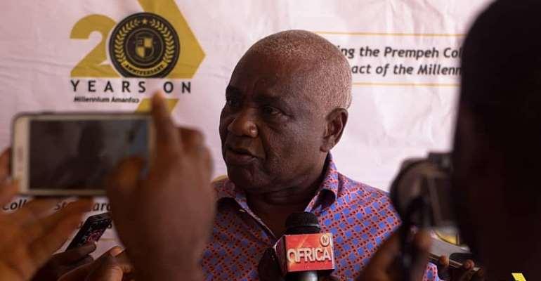 Mr. Yaw Adu Gyamfi