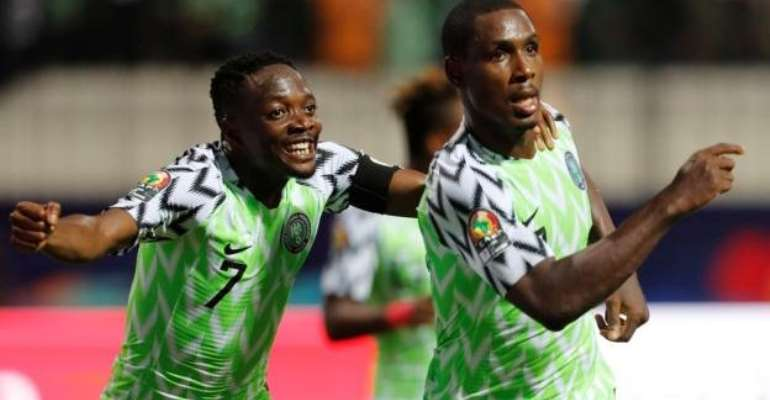 AFCON 2019: Nigeria Defeat Holders Cameroon In Afcon Classic