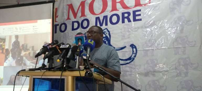 Your Choice Of Running Mate Shows You Don't Take Ghanaians Seriously – NPP Jabs Mahama