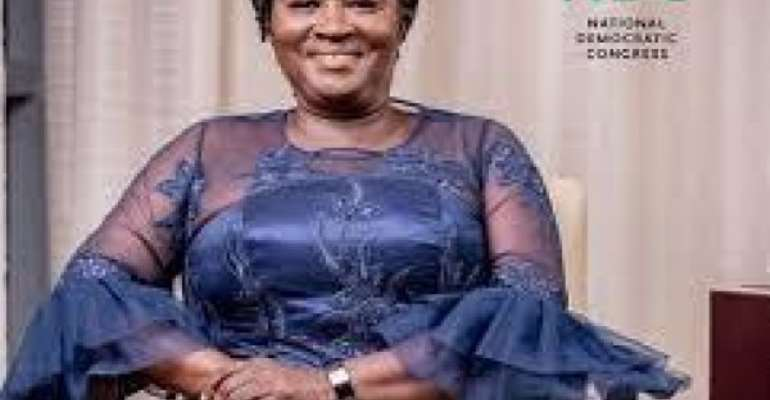 Jane Naana Is Victory Choice — NDC Central Region