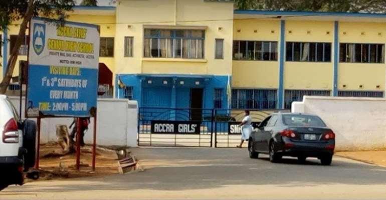Covid-19: Accra Girls Teacher, Spouse Test Positive