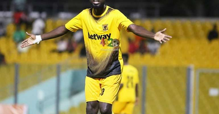 We Are Ready To Play In Africa, Says Ashgold Defender Eric Donkor