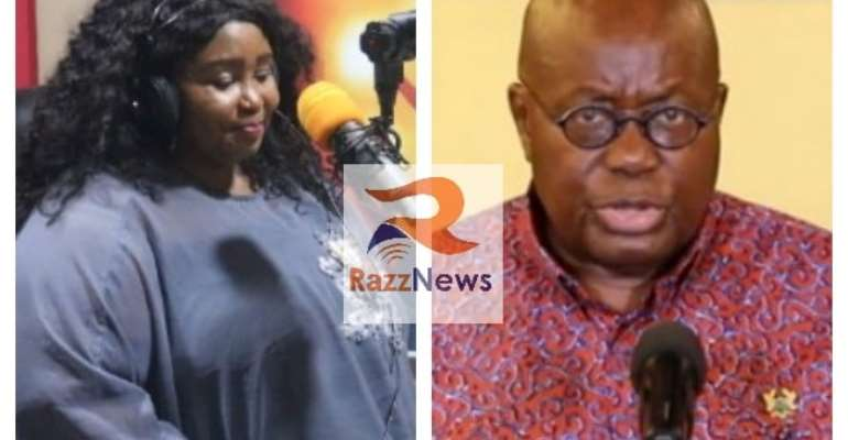 Akufo-Addo Dashed Me 100K But The Money Never Reached Me--Gospel Artiste Reveals