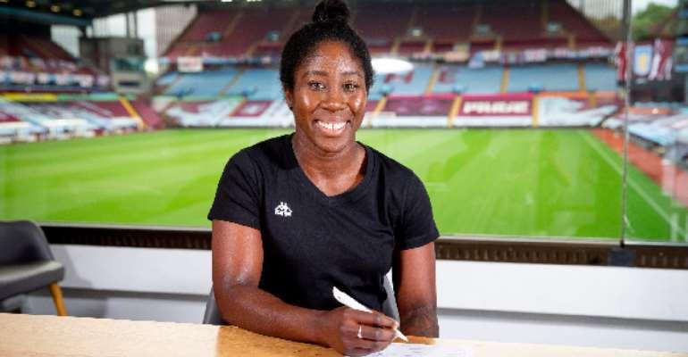 Anita Asante Joins Aston Villa Women From Chelsea