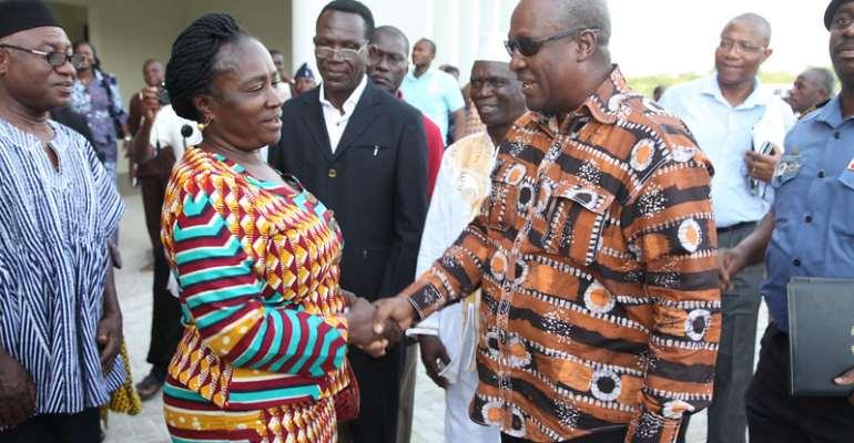 Check Profile Of Professor Jane Naana Opoku-Agyemang