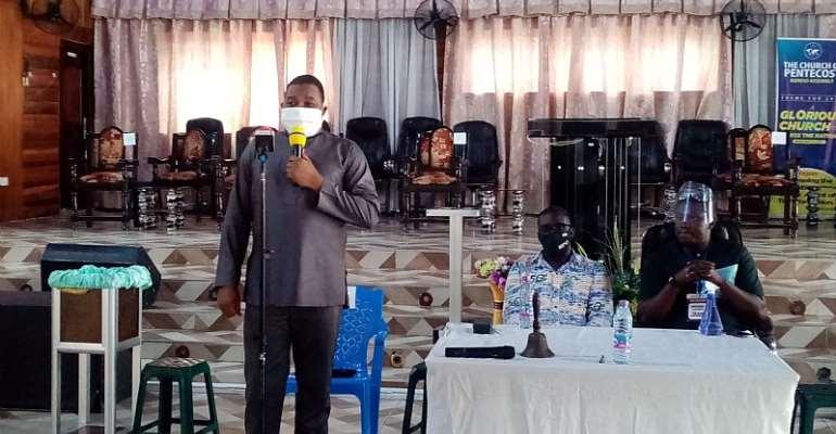 100 Young Entrepreneurs Receive Training In Obuasi