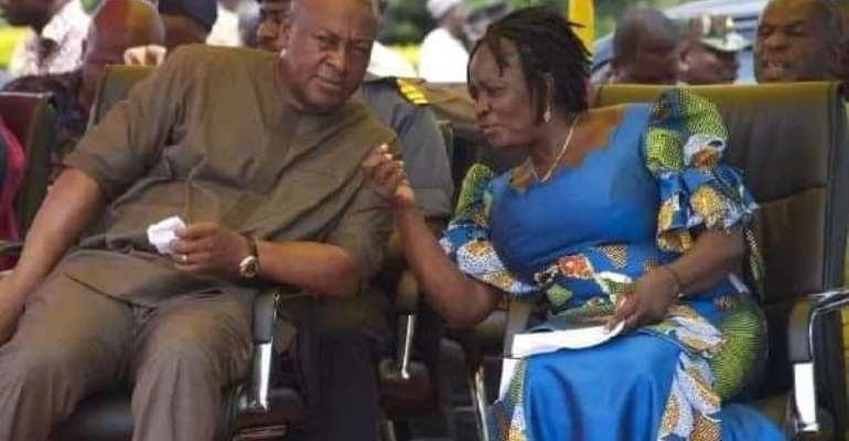 Prof. Naana Opoku Agyemang