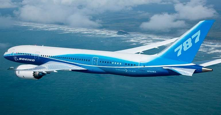 Boeing 787 Now The Gold Standard For Air Quality — Former Pilot Tristan Loraine
