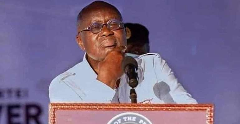 MMDCEs appointments: NPP MPs 'choking' Akufo-Addo's throat with names of favourites
