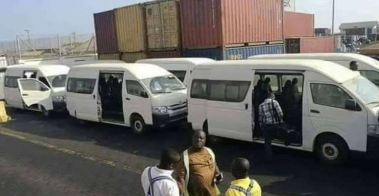 275 Buses: Blay Testing Citizens Tolerance Levels For Political Financing