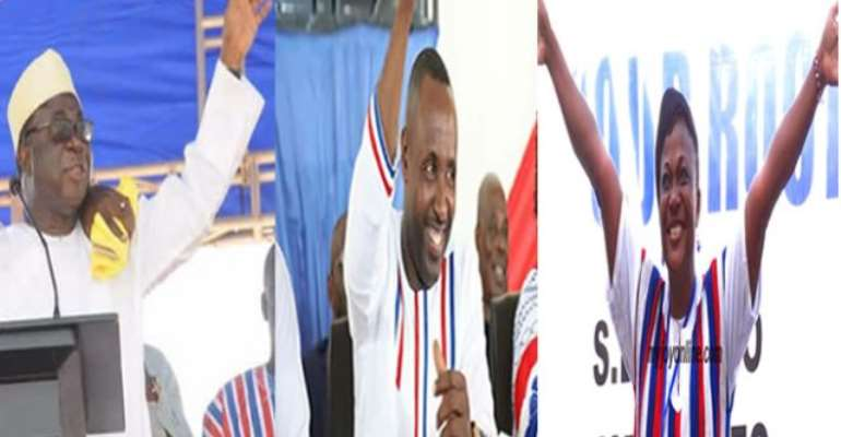 Your Names Are Written In Gold – Akufo-Addo Extols NPP Current Executives