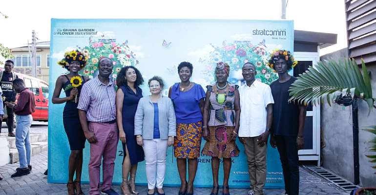 7th Edition Of Ghana Garden And Flower Show Launched