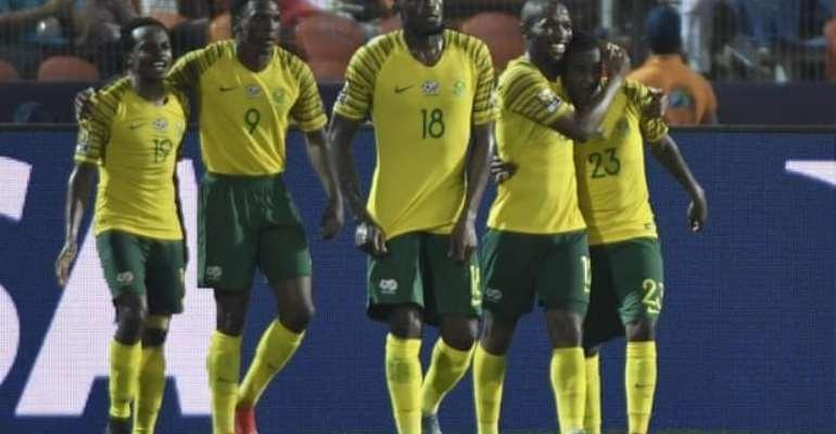 AFCON 2019: South Africa Eliminate Hosts Egypt