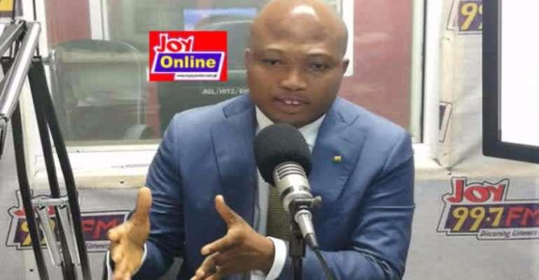 Samuel Okudzeto Ablakwa spoke on Joy News' Newsfile, a current affairs and news analysis programme Saturday.