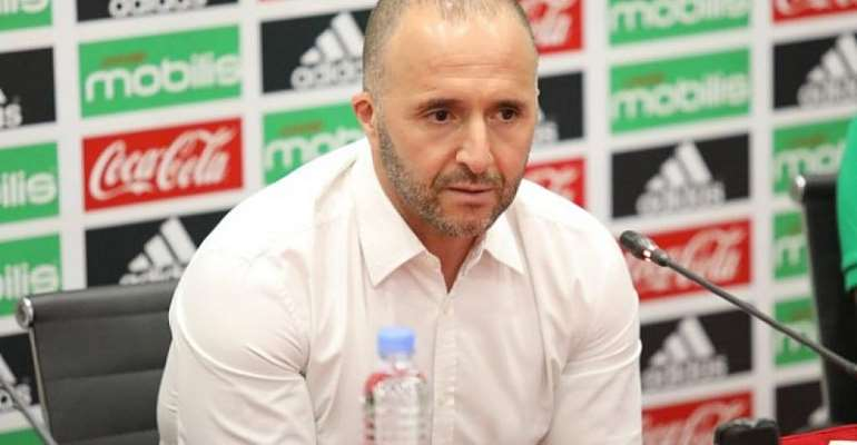 Algeria boss urges players to be ready for Guinea threat