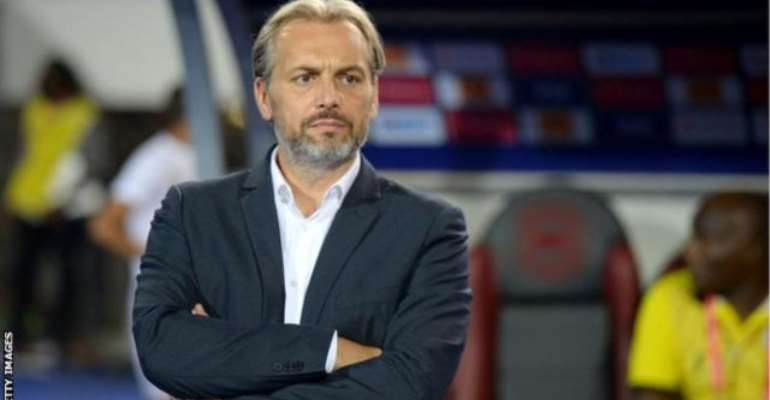 AFCON 2019: Desabre Leaves Post As Uganda Coach By Mutual Consent