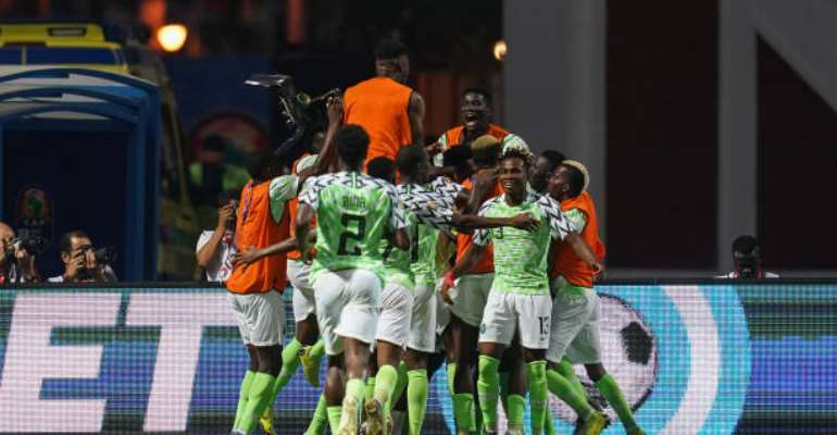 AFCON 2019: Nigeria Players Pocket Handsome $37.5k Each For Win Against Cameroon