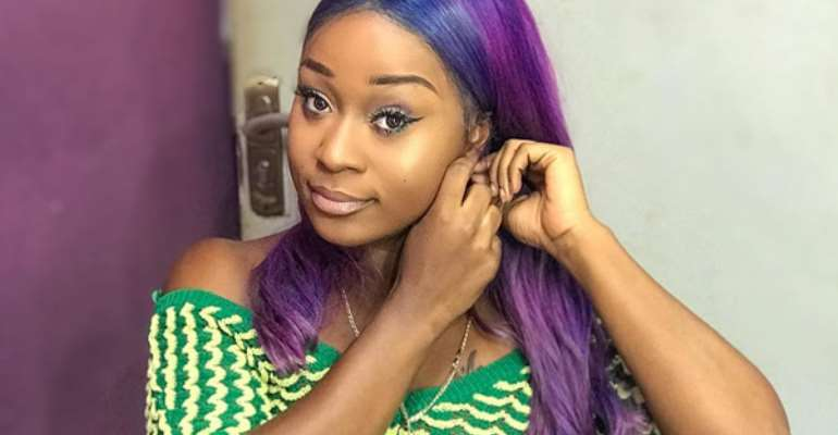 Efia Odo Laughs At Christians Who Can't Keep Up With Their Act Of Holiness After Sunday